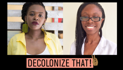 Black Feminism and Decolonization