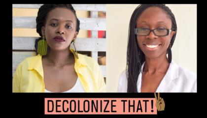 Black Feminism and Decolonization